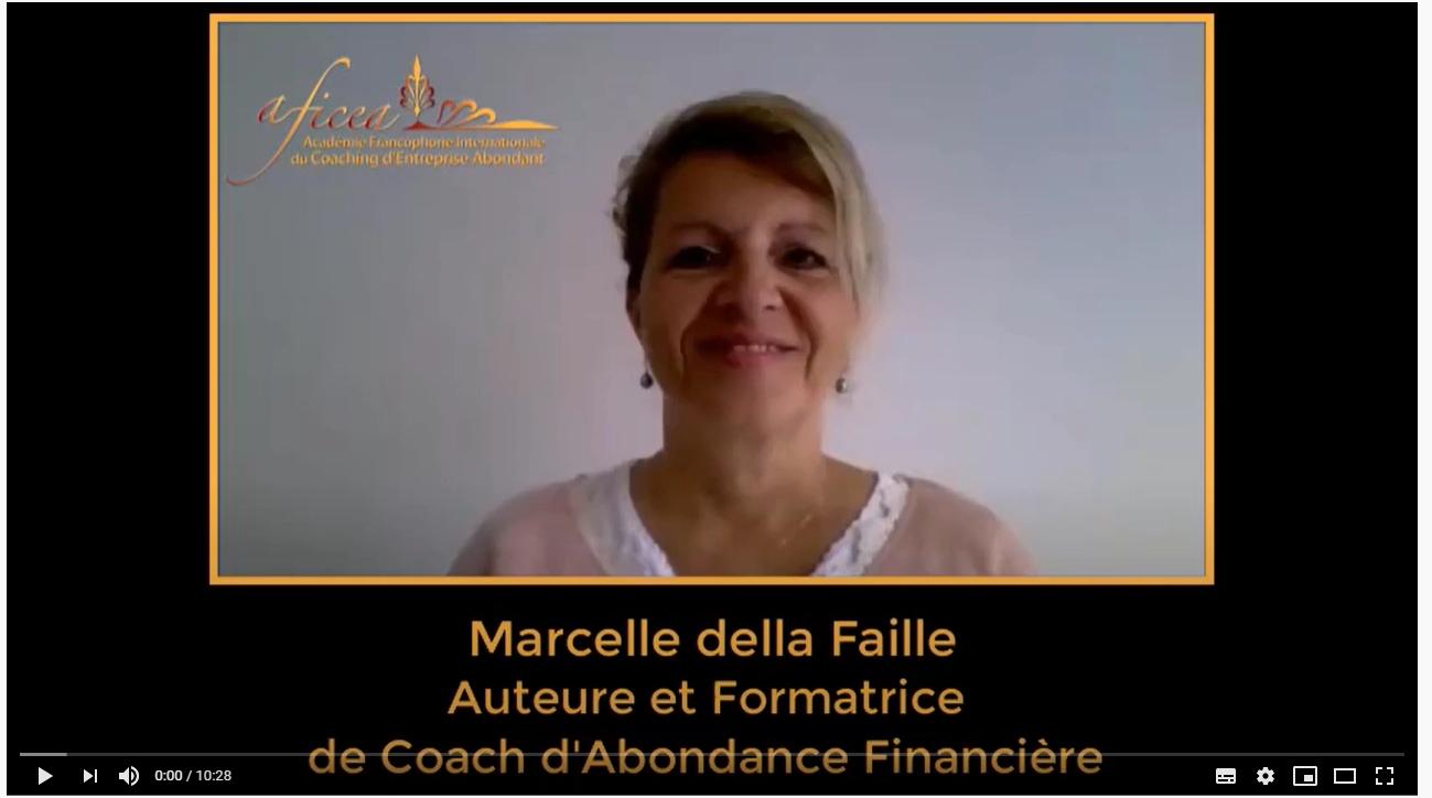 Miniature vidéo Marcelle della Faille